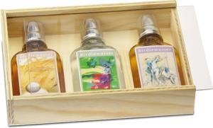 Birdiewasser-Set, Woodbox Birdie Wasser