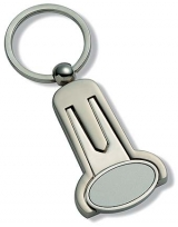 Golf Pitchgabel Key Ring